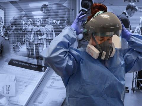 Another 164 dead from coronavirus across the UK