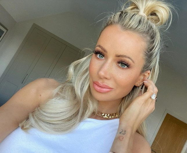 Olivia Attwood's face is 'melting' without Botox and our hearts break