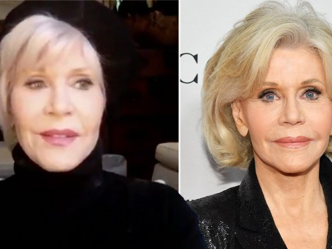 Jane Fonda stresses 'even the poorest of white people have privilege' amid anti-racism protests