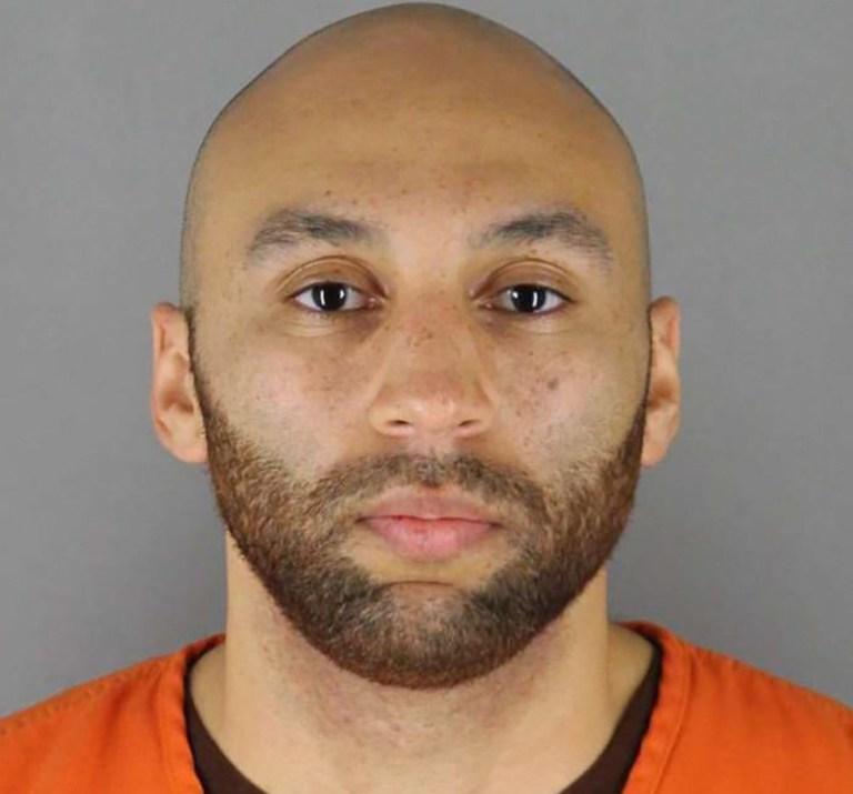 Cette combinaison de photos fournies par le bureau du shérif du comté de Hennepin dans le Minnesota le mercredi 3 juin 2020, montre J. Alexander Kueng. Kueng et deux autres policiers de Minneapolis ont été accusés d'avoir aidé et encouragé Derek Chauvin, qui est accusé du meurtre au deuxième degré de George Floyd, un homme noir décédé après avoir été retenu par les policiers de Minneapolis le 25 mai. (Hennepin County Sheriff's Bureau via AP)