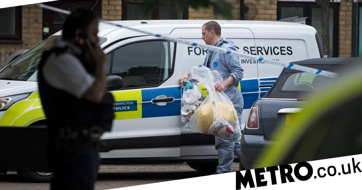 Three adults and a child in hospital after shooting in north London - metro