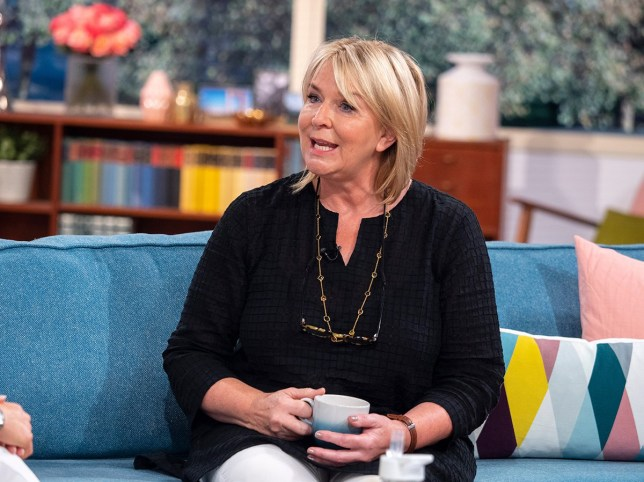 Editorial use only Mandatory Credit: Photo by Ken McKay/ITV/REX (9764705aa) Fern Britton 'This Morning' TV show, London, UK - 18 Jul 2018 This Morning