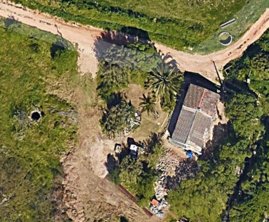 Chriatian Brueckner?s farmhouse Praia da Luz Portugal Credit: Google https://www.google.com/maps/place/Praia+da+Luz,+Portugal/@37.0943613,-8.717214,104m/data=!3m1!1e3!4m5!3m4!1s0xd1b313e06bb3e13:0xef7864d9c488d609!8m2!3d37.090906!4d-8.7591311