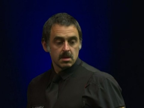 Willie Thorne thanks Ronnie O'Sullivan from intensive care after moustache tribute