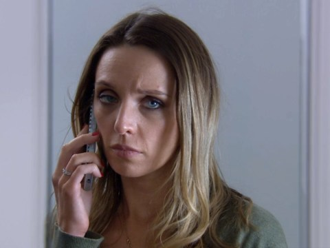 Is Andrea leaving Emmerdale and what is she planning?