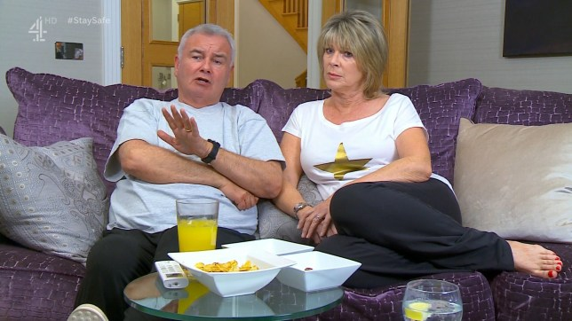 Eamonn Homes furious with editing of Gogglebox during BBC's Ambulance