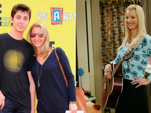 Friends star Lisa Kudrow happy her son isn't her biggest fan: 'I don't want him to be'