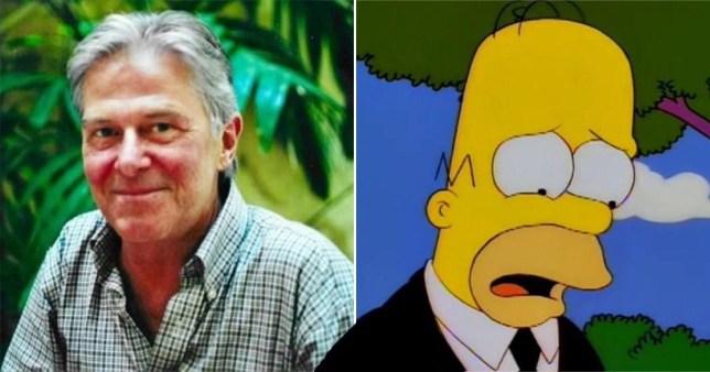 Canadian Homer Simpson voiceover dies