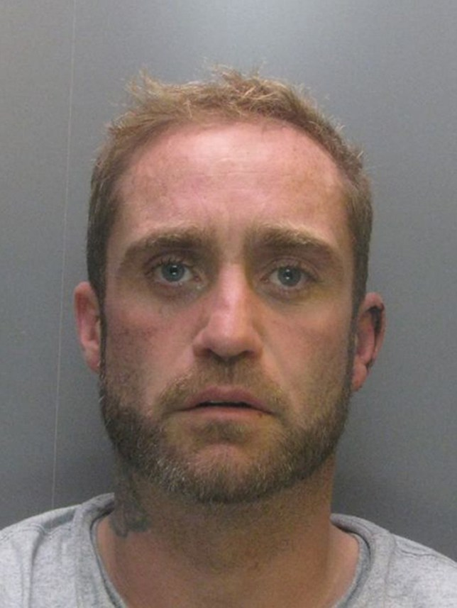 Durham Constabulary undated handout photo of drunk driver Ben Ashman who has been jailed for six years at Newcastle Crown Court after ran over his step-mother three times in a hotel car park following a fight at a family wedding. PA Photo. Issue date: Thursday June 11, 2020. Ashman, 37, drove his Vauxhall Grandland at guests at his step-brother?s wedding after he got into a row when his girlfriend said she did not like how someone was looking at her. See PA story COURTS Wedding. Photo credit should read: Durham Police/PA Wire NOTE TO EDITORS: This handout photo may only be used in for editorial reporting purposes for the contemporaneous illustration of events, things or the people in the image or facts mentioned in the caption. Reuse of the picture may require further permission from the copyright holder.