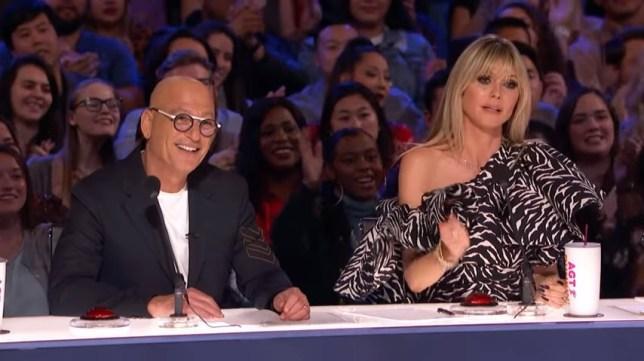 America's Got Talent judge Heidi Klum accused of 'bullying' and 'body-shaming' dancer