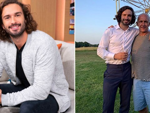 Joe Wicks' father's addiction to heroin changed his life: 'I hated what drugs were doing to him'