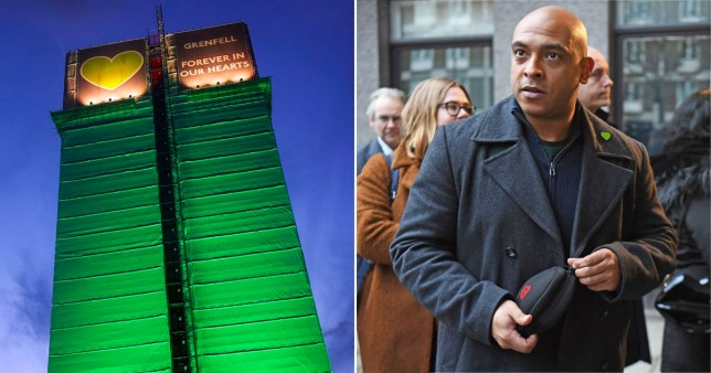 Third anniversary of Grenfell fire 'extremely tough' on survivors under lockdown