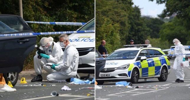 Man dies after shooting