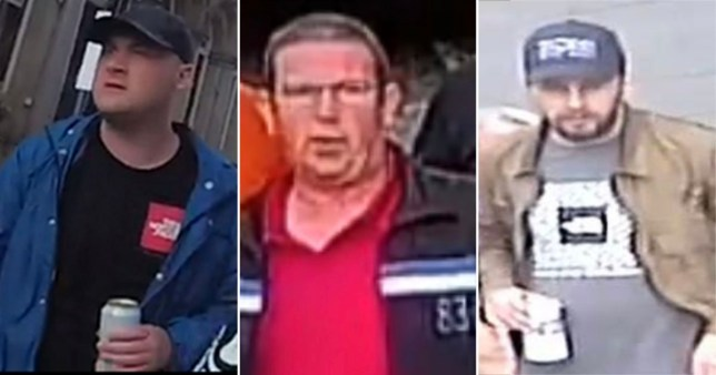 Man, 55, punched and woman, 19, abused because of their race in ugly street attack
