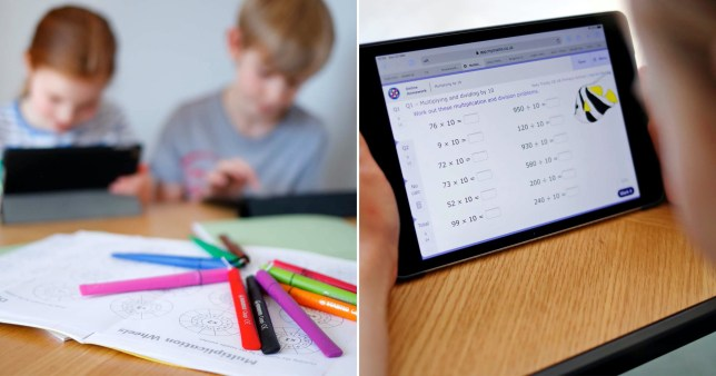 Free internet for six months to help children home schooling as study finds 2,000,000 pupils have done no work