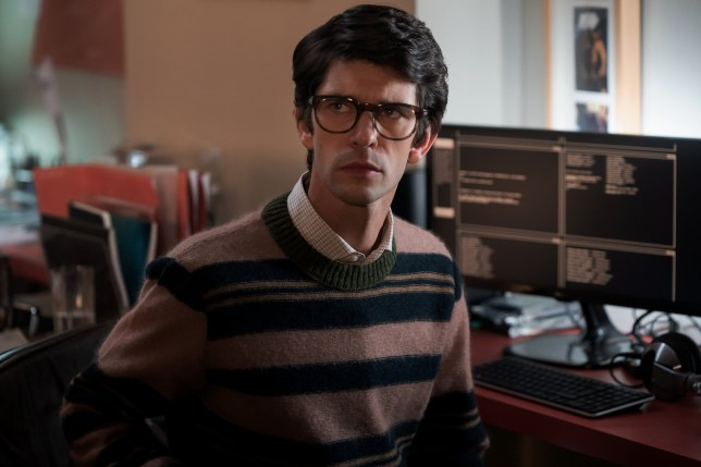 Ben Whishaw's Q in No Time To Die