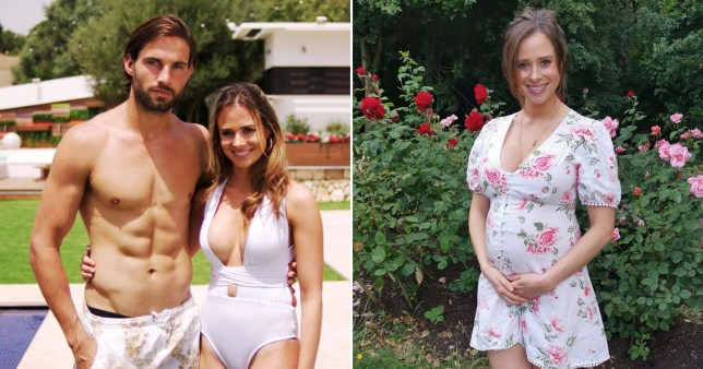 Camilla Thurlow Shares Baby Bump Update At 21 Weeks