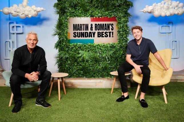 Martin and Roma's Sunday Best