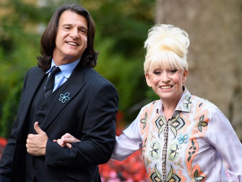 Heartbroken Barbara Windsor fans 'hold back tears' as Scott Mitchell reveals he may have to move her to care home amid Alzheimer's battle
