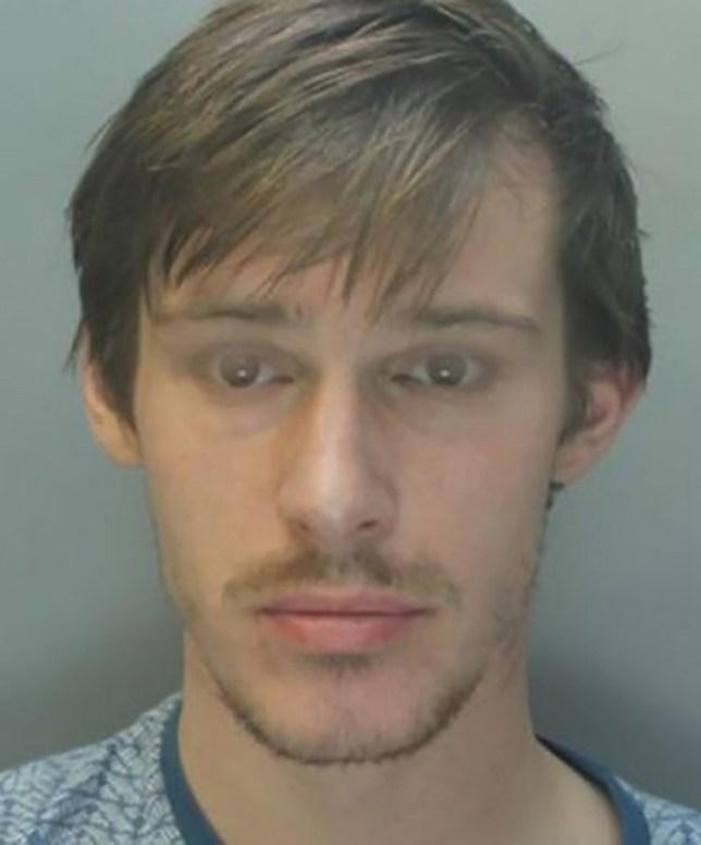 Mugshot of Joshua Hutton