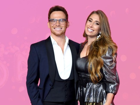 Joe Swash and Stacey Solomon reveal how they're spending Father's Day amid lockdown