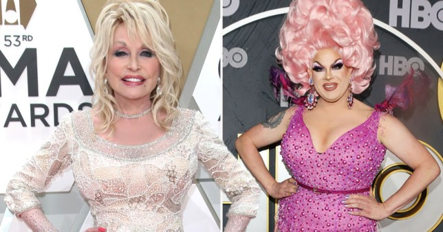 Dolly Parton's capsule collection with Nina West