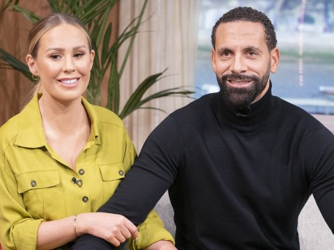 Kate and Rio Ferdinand boost security with protection dogs following burglaries