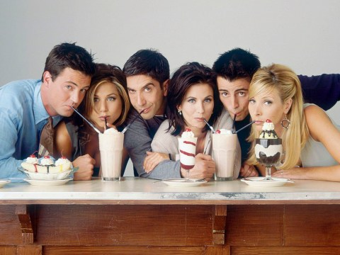 What have the Friends cast been up to in coronavirus self-isolation?