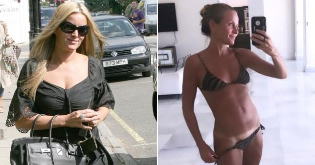 Hollyoaks' Davinia Taylor weight loss