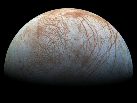 Subsurface oceans on Jupiter's moon could hold alien life, scientists believe