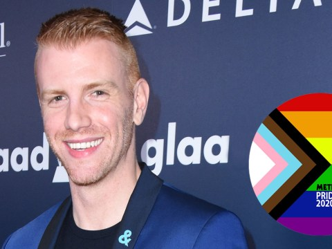 The Walking Dead's Daniel Newman wants to smash stereotypes about bisexuality