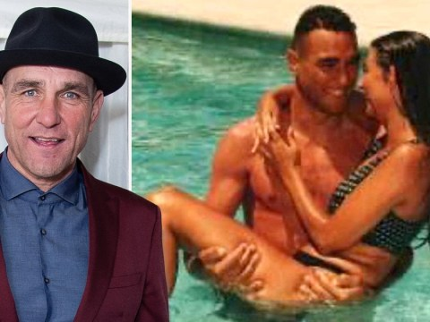 Vinnie Jones shares throwback to pay heartbreaking tribute to late wife on their 26th wedding anniversary