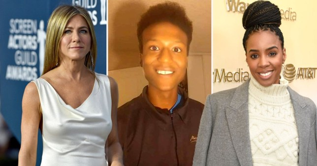 Ellen DeGeneres, Jennifer Aniston and Kelly Rowland led celebs demanding justice for Elijah McClain