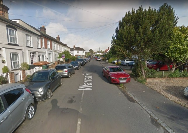 Warren Roas, Reigate, Surrey. Woman, 87, dies five days after being bludgeoned in 'random and unprovoked attack'