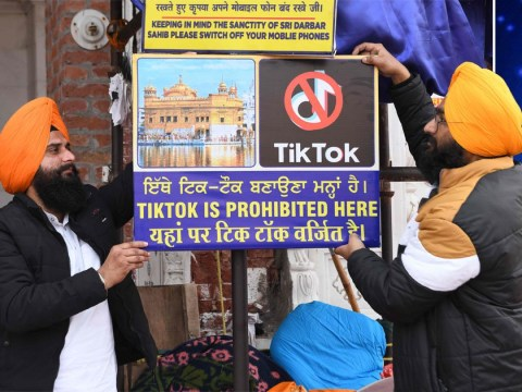 India bans TikTok and 58 other Chinese apps as tensions erupt at border