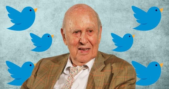 Carl Reiner posting legend tweets til the end pics: Twitter