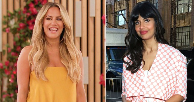 Jameela Jamil slams claims she was responsible for Caroline Flack's death months after DM's resurface