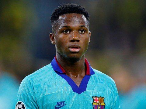 Manchester United to increase offer for Ansu Fati after Barcelona reject £89m bid