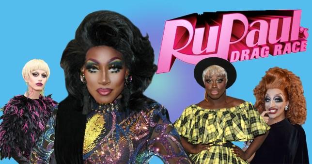 RuPaul's Drag Race Jaida Essence Hall