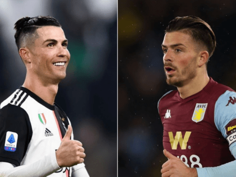 Jack Grealish reveals the lesson he learnt from Man Utd legend Cristiano Ronaldo
