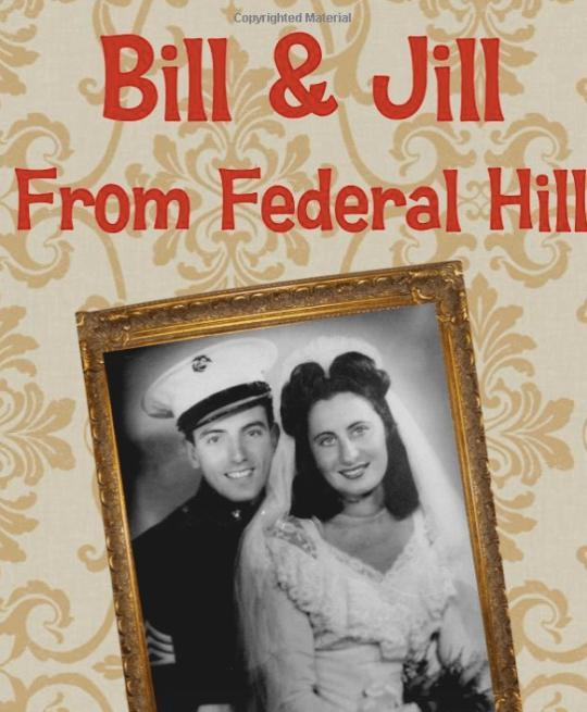 Photo d'un livre écrit par Jill