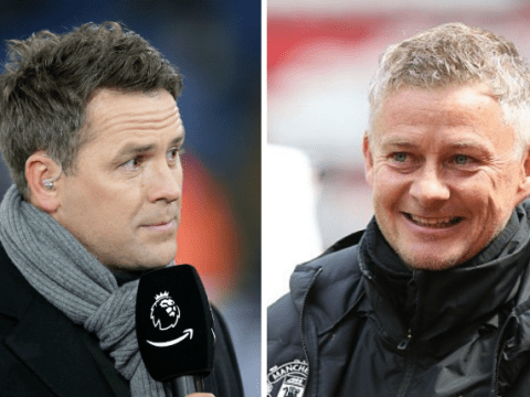 Michael Owen backs Manchester United to beat Chelsea to fourth place in the Premier League