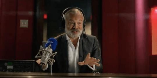 Graham Norton in Eurovision film