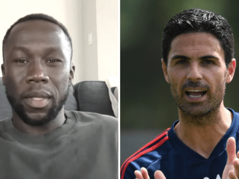 David Luiz and Sokratis Papastathopoulos have greatly improved under Mikel Arteta at Arsenal, says Bacary Sagna