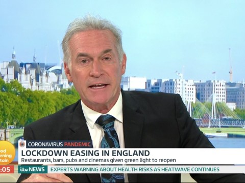 Dr Hilary Jones warns we need to treat government's new lockdown rules 'with extreme caution': 'Coronavirus is still a highly transmissible virus'