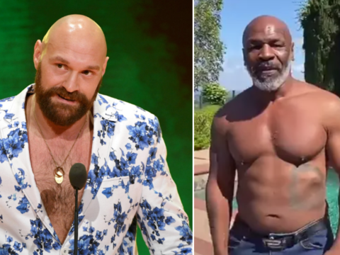 Bob Arum refuses to take part in any Tyson Fury vs Mike Tyson fight