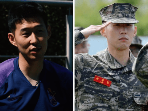 Heung-min Son details 'tough' military service after returning to Tottenham training