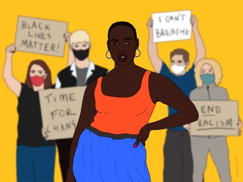 Why it's important to be 'anti-racist' rather than simply not racist