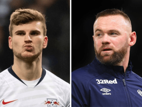 Wayne Rooney gives Liverpool transfer advice after Timo Werner deal falls through