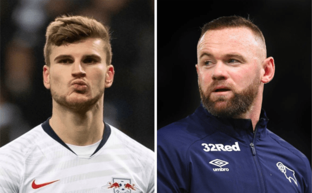 Wayne Rooney gives Liverpool transfer advice after Timo Werner snub